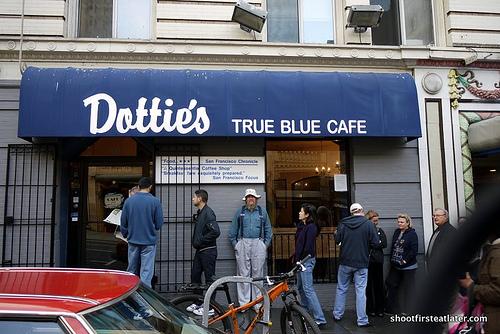 Dottie's True Blue Cafe-1