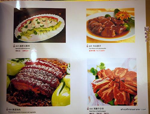 Golden Bay big menu-2