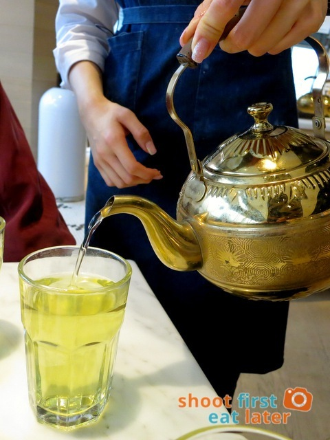 The Dining Room-buckwheat house tea