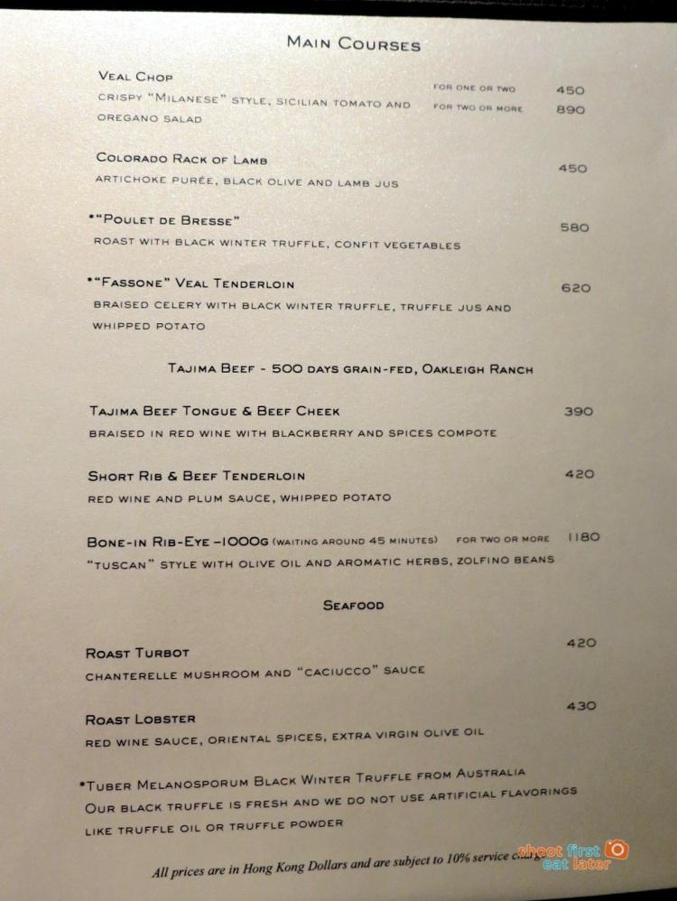 8 1:2 Otto e Mezzo Bombana HK menu-003