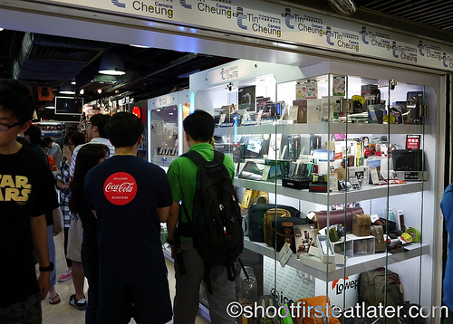 Sim City, Photography Equipment, Hong Kong-5