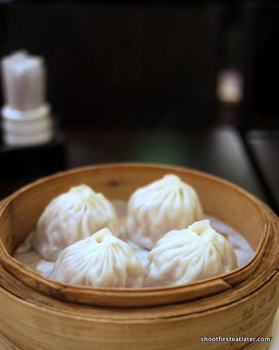 steamed minced pork dumplings