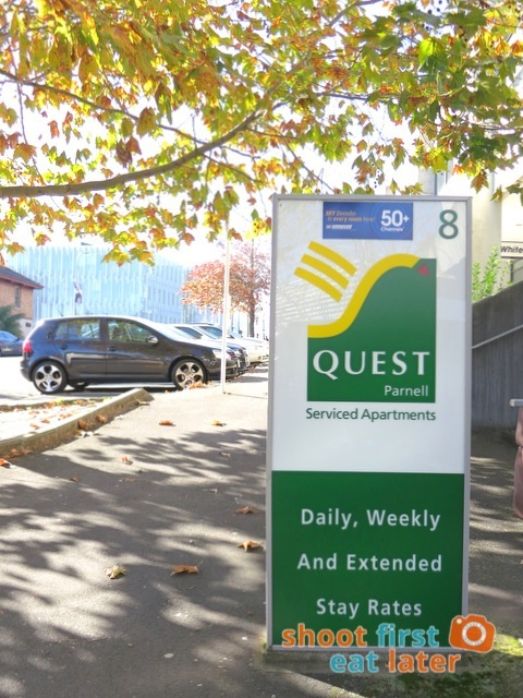 Quest Serviced Apartments - Parnell, Auckland