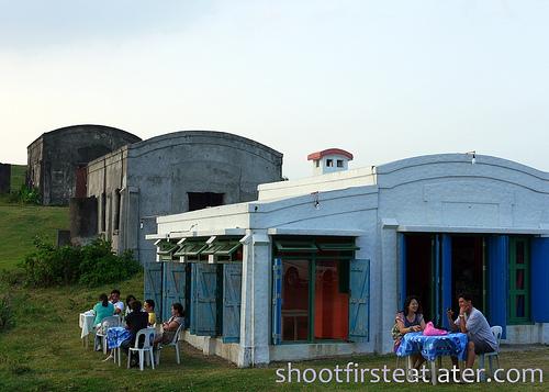 Batanes - Bunker Cafe