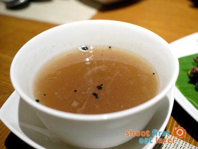 Sun Coral Cafe Hamilo Coast- Bulalo (beef shank & vegetable soup)-001