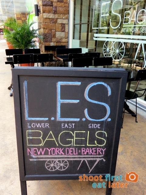 L.E.S. Bagels -001