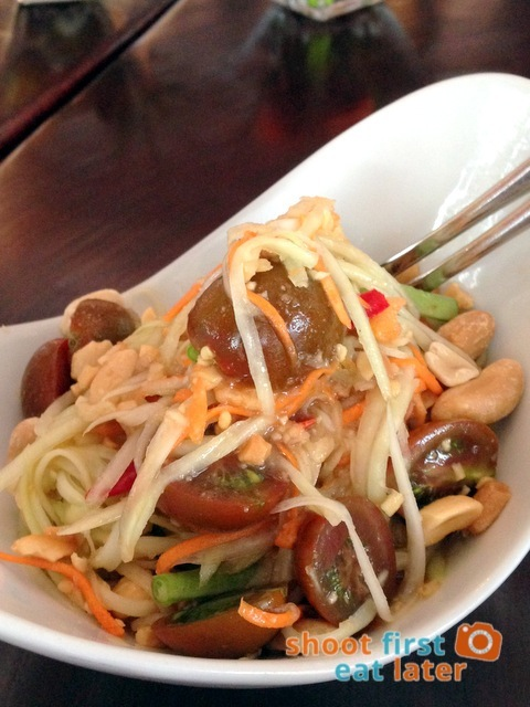 Azuthai - Spicy Papaya Salad (Som Tam) P275