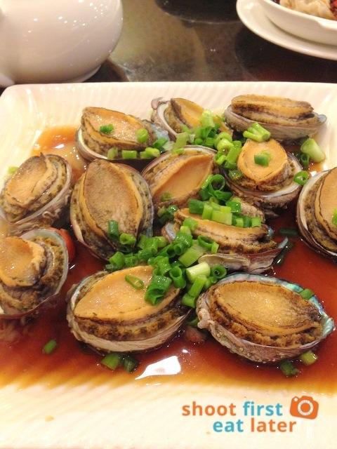 Chuk Yuen Seafood Restaurant- fresh abalone