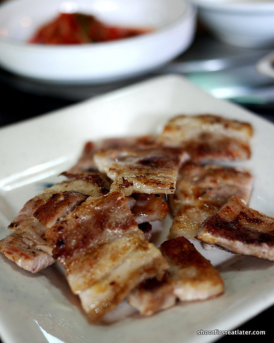 Korean style bacon-2