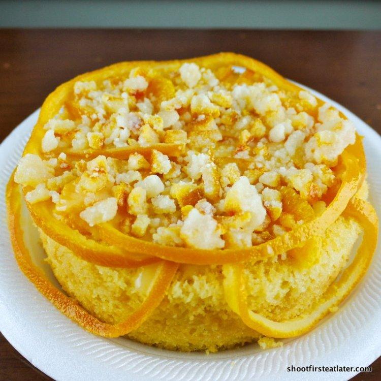 Bellini's Orange Cake-1