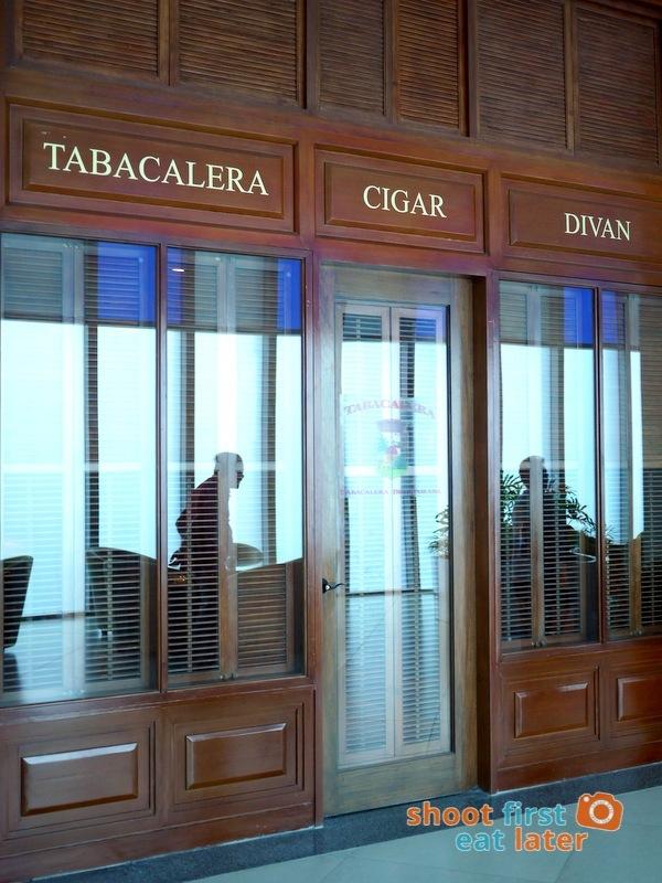 Alphaland's The City Club- Tabacalera Cigar Divan