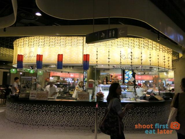 Rasapura Master food court