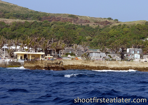 Port of San Vicente - Sabtang Island