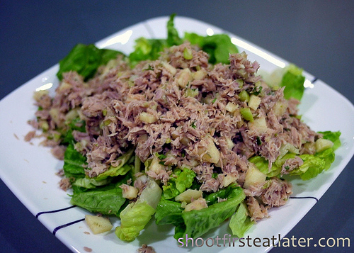Cohen Lifestyle Seafood Meals - tuna salad