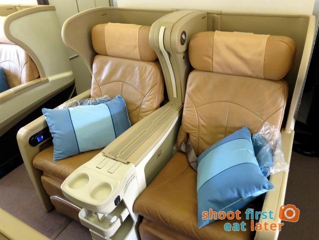 SQ 919 A330-300 Mnl-Sin Business Class-002