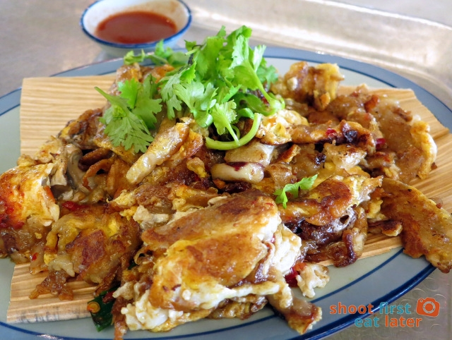 fried oyster omelette s$5