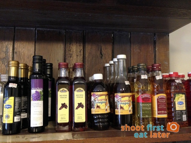 Connie's Kitchen Deli - vinegars