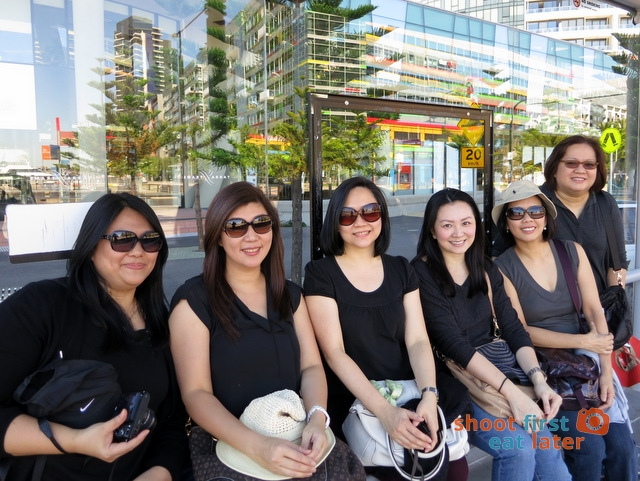 amigas in Melbourne