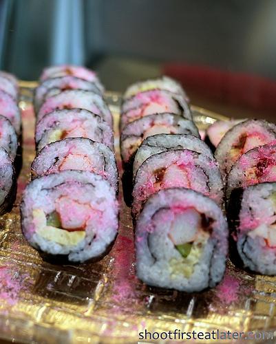 sushi @ Senju
