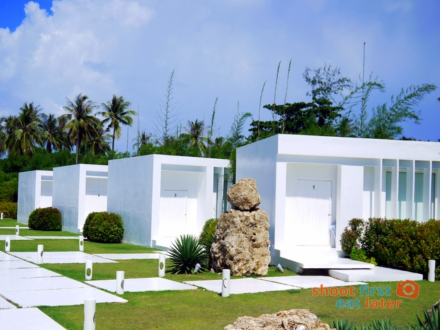 The Balesin Spa treatment rooms