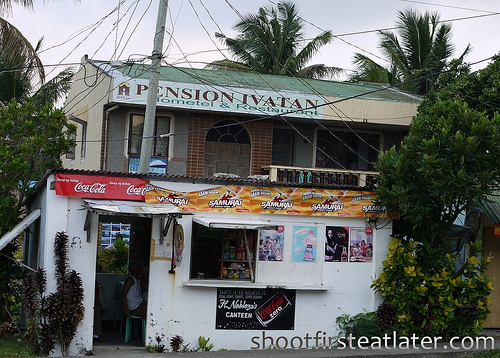 Where to stay in Batanes- Pension Ivatan