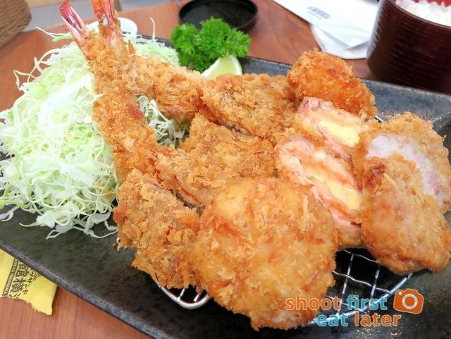 Romankan Yokohama- Deluxe Seafood Platter Set for Two HK$348-001