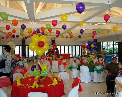 Lucy's 1st birthday at Green Meadows Clubhouse-3