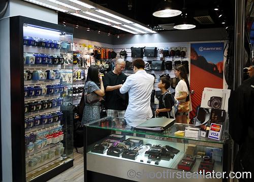 Sim City, Photography Equipment, Hong Kong-7