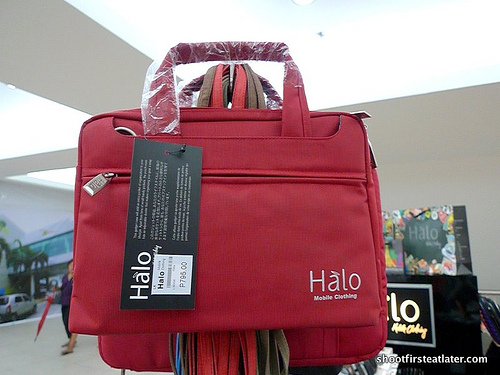 ipad cases from Halo
