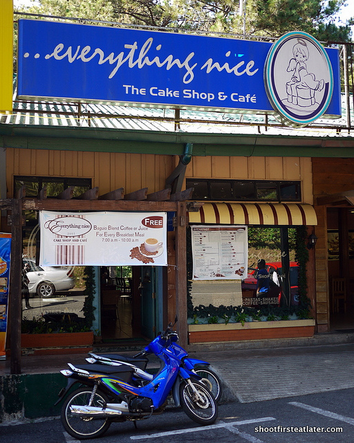 Everything Nice, Baguio